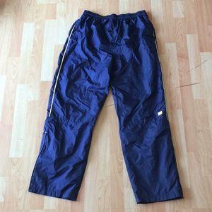 Old School Wilson Track Pants